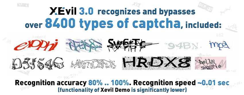 invalid captcha, OCR